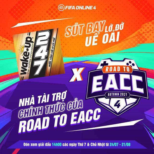 Wake-Up 247 trở thành nhà tài trợ chính thức của giải đấu Road to EACC Summer 2021
