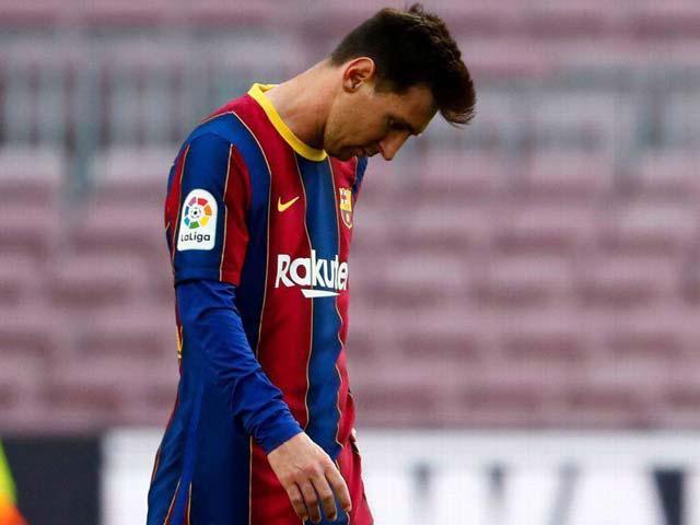 Choáng Messi nguy cơ ngồi ngoài đến tháng 1/2022, lỡ đại chiến với Ronaldo? - ảnh 1