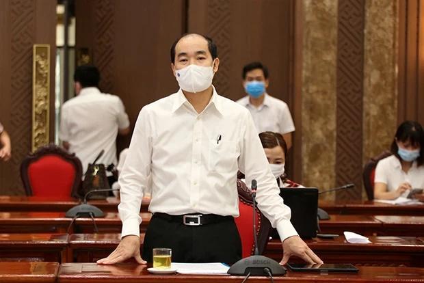 Hà Nội dự báo số ca nhiễm và kịch bản ứng phó 50.000 giường bệnh - ảnh 1