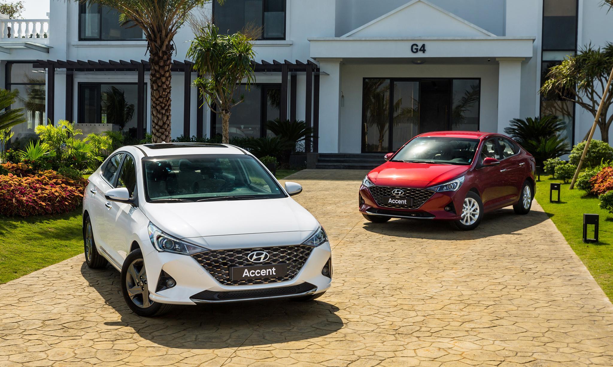 Bảng giá xe Hyundai tháng 7: Hyundai Accent rẻ nhất từ 426 triệu đồng