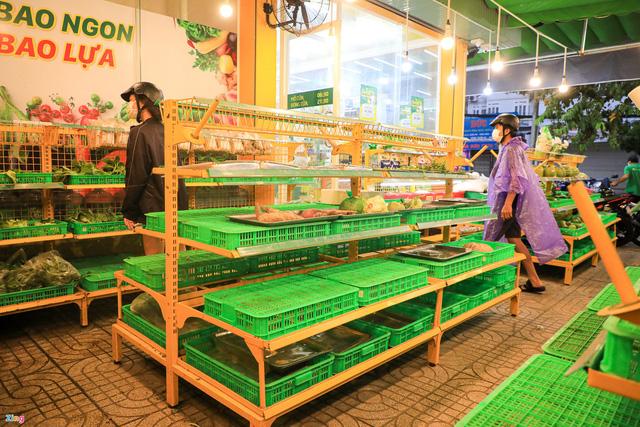 Giá rau, thịt ở các siêu thị chênh nhau thế nào? - ảnh 1