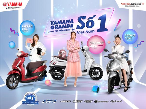 Mua xe Yamaha 'siêu tiết kiệm nhiên liệu' – lựa chọn tối ưu trong mùa dịch