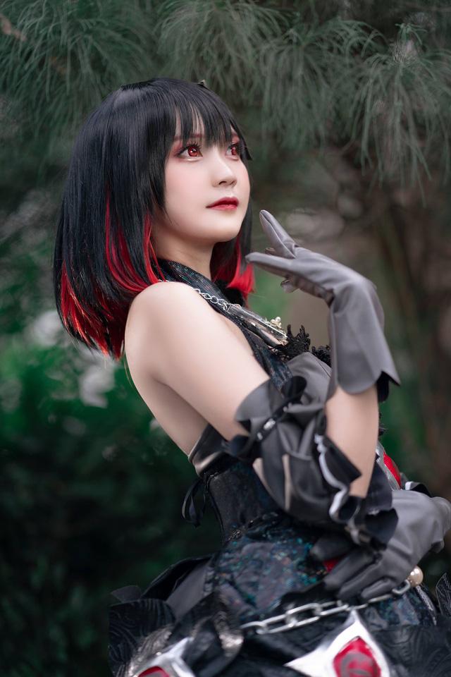 Cộng đồng game thủ mê mẩn bộ ảnh nóng bỏng mắt của nữ cosplayer Hiino Yuki - ảnh 1