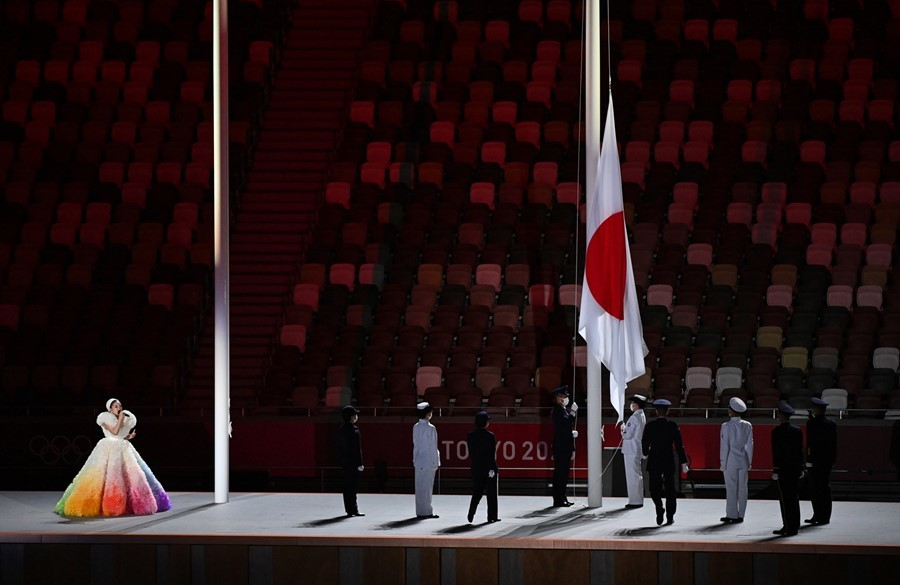 Khai mạc kỳ Olympic đặc biệt - ảnh 1