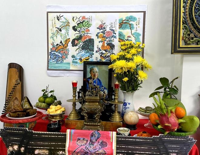 Lễ tưởng niệm ngày mất lần 6 của cố GS.TS Trần Văn Khê chỉ có 3 người dự