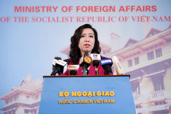Việt Nam lên tiếng về biểu tình ở Cuba, kêu gọi Mỹ bỏ cấm vận với Cuba - ảnh 1