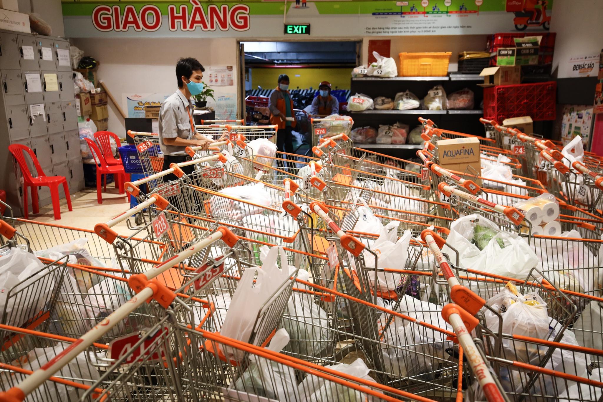 Thế khó của siêu thị ở TP.HCM
