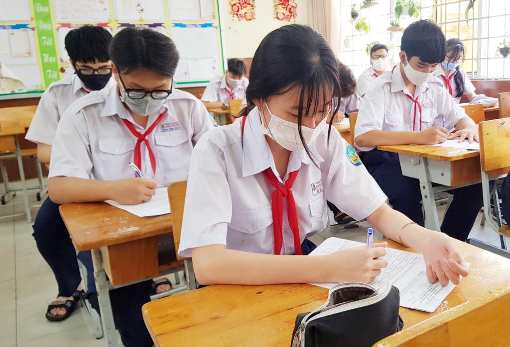 Tìm phương án tuyển sinh lớp 10 tại TP.HCM - ảnh 1