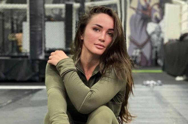 Mỹ nhân MMA người Nga tiếp tục giành chiến thắng ấn tượng - ảnh 1