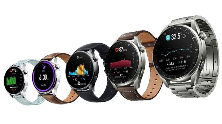 Huawei ra mắt Watch 3 và Watch 3 Pro tại Việt Nam