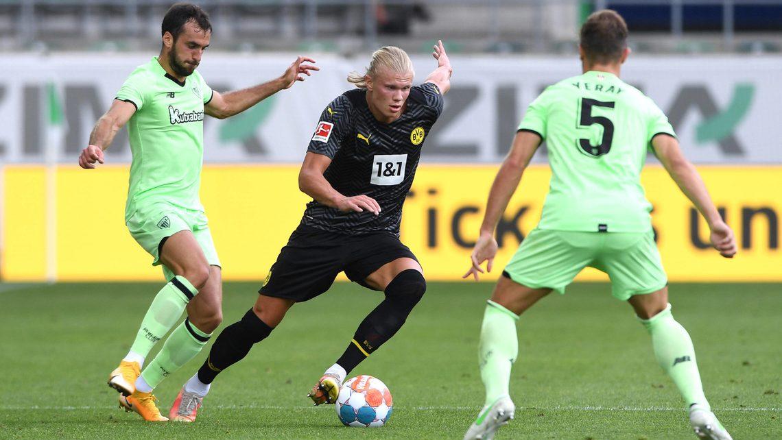 Haaland tịt ngòi, Dortmund gây thất vọng trước Bilbao - ảnh 1