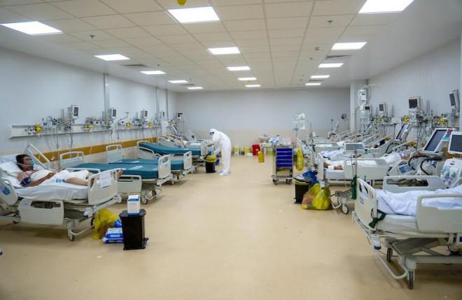 COVID-19: Dự kiến tới đây mỗi ngày TP.HCM có 1.000 người xuất viện - ảnh 1