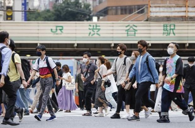 Nhật Bản lần đầu tiên ghi nhận số ca mắc mới COVID-19 vượt 10.000 ca
