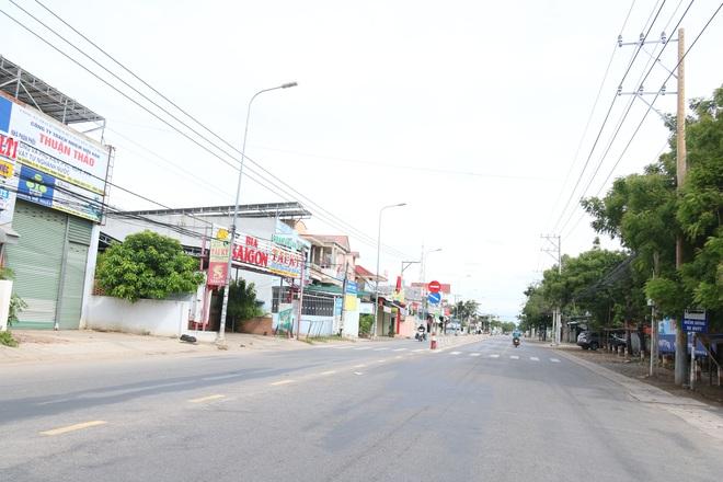 Ninh Thuận vắng lặng ngày đầu giãn cách xã hội toàn tỉnh
