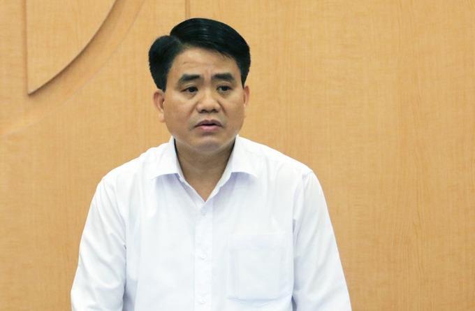 Ông Nguyễn Đức Chung bị khởi tố tội danh thứ 3, liên quan đại án Nhật Cường - ảnh 1