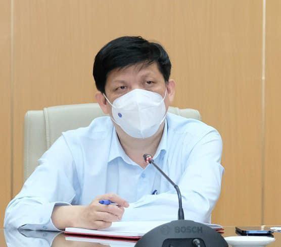 Bộ trưởng Y tế: Dịch ở các tỉnh phía Nam vẫn diễn biến phức tạp nhưng đã có dấu hiệu tích cực - ảnh 1