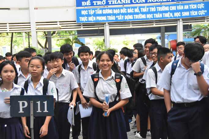 TP HCM: Phương án tuyển sinh lớp 10 nào khả thi? - ảnh 1