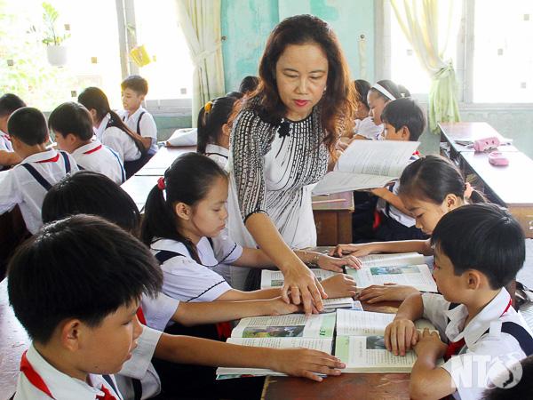 Bố trí kinh phí thực hiện lộ trình nâng trình độ chuẩn của giáo viên