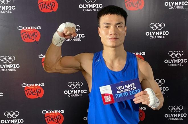 Nguyễn Văn Đương thắng nghẹt thở, boxing hy vọng huy chương Olympic - ảnh 1