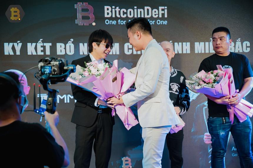 Thủ lĩnh đa cấp BitcoinDeFi mất liên lạc - ảnh 1