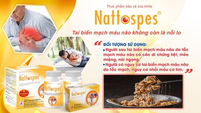Thực phẩm bảo vệ sức khỏe Nattospes có tốt không và mua ở đâu đảm bảo hàng chính hãng? - ảnh 1