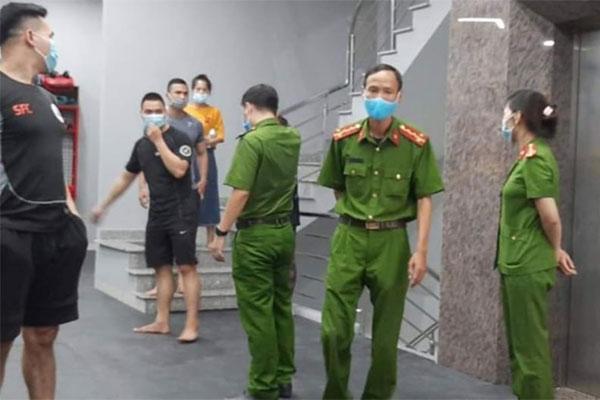 12 người ở Hà Nội tập trung 'hầu đồng' giữa dịch Covid-19 - ảnh 1