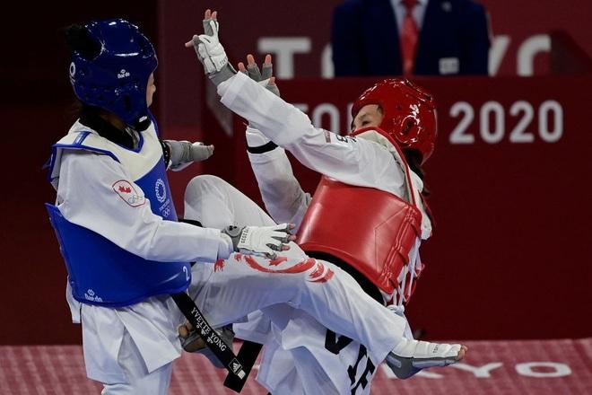 Võ sĩ Kim Tuyền hết hy vọng giành HCĐ taekwondo Olympic Tokyo - ảnh 1