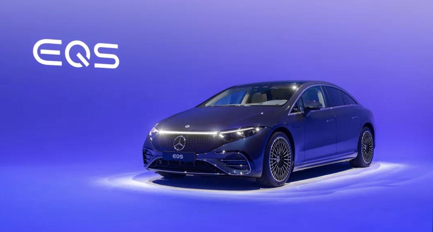 Mercedes-Benz dự kiến 50% doanh số bán hàng nhờ vào xe điện - ảnh 1