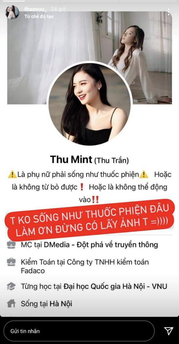 """Bị lập tài khoản facebook giả mạo, """"MC quốc dân"""" Phương Thảo tuyên bố một câu """"xanh rờn"""" - ảnh 1"""