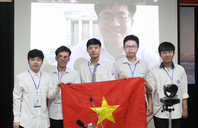 Khai mạc kỳ thi Olympic Toán học quốc tế 2021 - ảnh 1