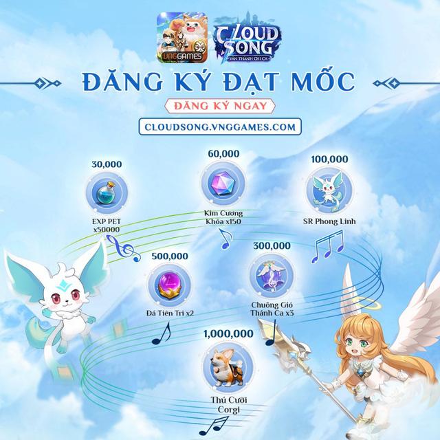 Cloud Song VNG mở đăng ký sớm với tổng giá trị giải thưởng lên đến 1 tỷ đồng - ảnh 1