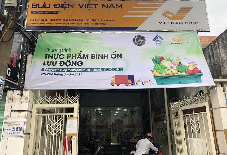 DN bưu chính bảo đảm cung cấp hàng hóa thiết yếu tại các tỉnh, thành giãn cách xã hội