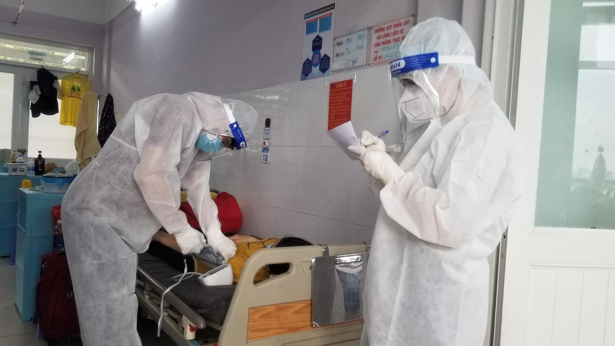 2 bệnh nhân nặng được rút nội khí quản