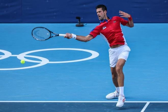 Djokovic khởi đầu suôn sẻ tại Olympic 2020 - ảnh 1