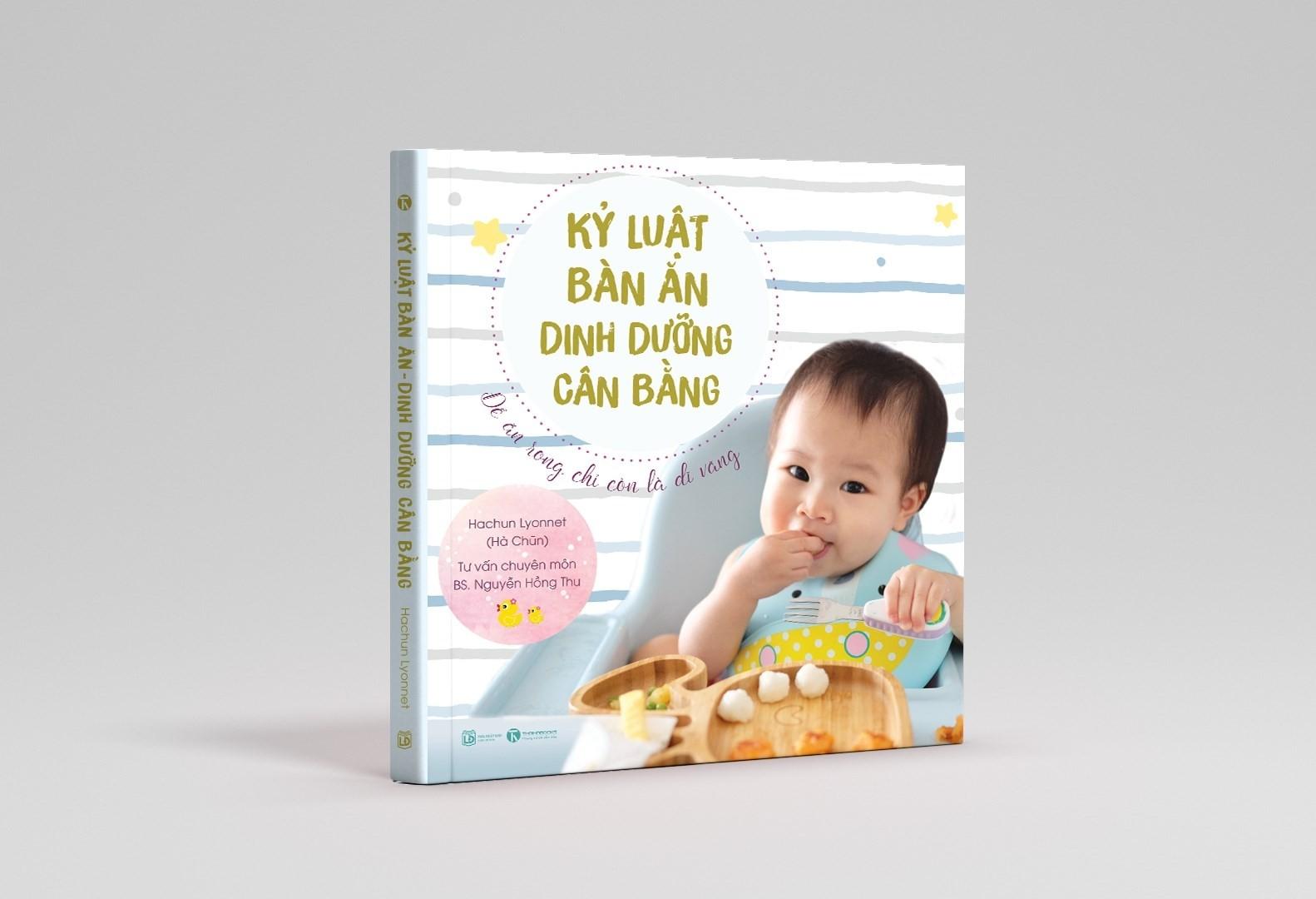 5 cuốn sách về ăn dặm bán chạy nhất: Giúp các mẹ chăm con nhàn tênh suốt mùa dịch