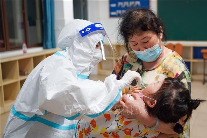 Trung Quốc ghi nhận 86 ca mắc COVID-19 mới