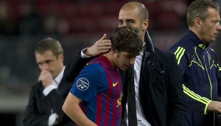 SAO Man City bất ngờ gặp Haaland, nghi vấn chiêu dụ về đá cho Pep Guardiola