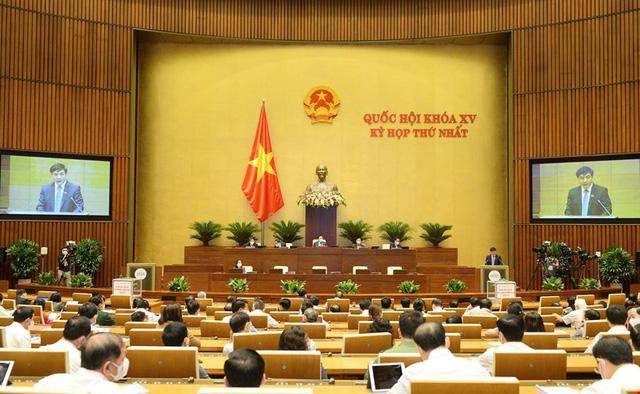 Tập trung chống dịch COVID-19, Kỳ họp thứ nhất – Quốc hội khóa XV rút ngắn 3 ngày - ảnh 1