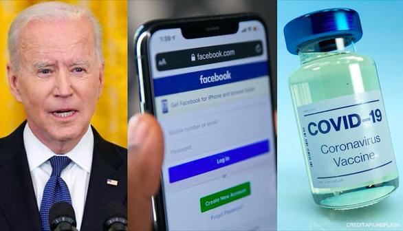 Tổng thống Mỹ: Facebook giết người bằng tin giả - ảnh 1