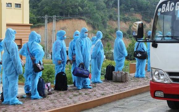 Bamboo Airways đưa người lao động Thanh Hóa từ TP Hồ Chí Minh về quê miễn phí - ảnh 1