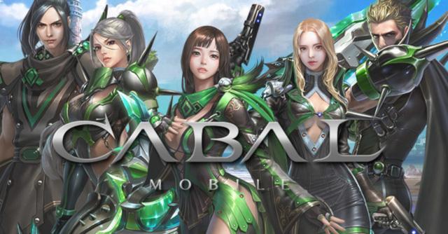 Nóng! Cabal Mobile chính thức ra mắt, hướng dẫn tải trên cả Android và iOS cho game thủ Việt
