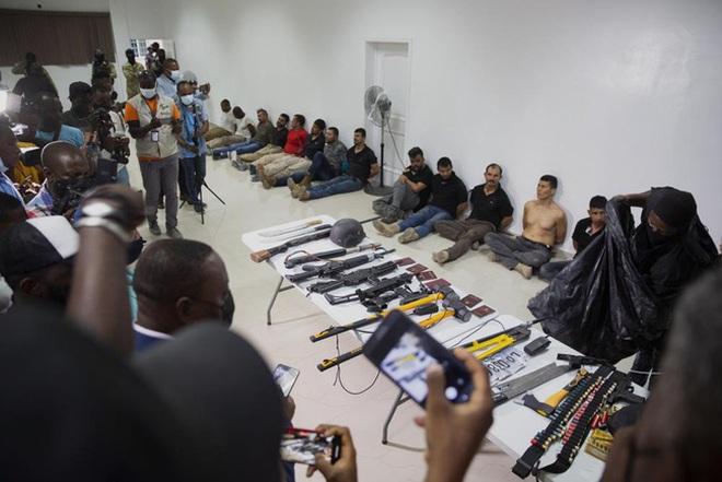 Bí ẩn công ty đứng sau nhóm nghi phạm ám sát Tổng thống Haiti