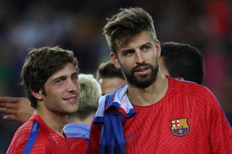 Barcelona yêu cầu các trụ cột giảm lương - ảnh 1