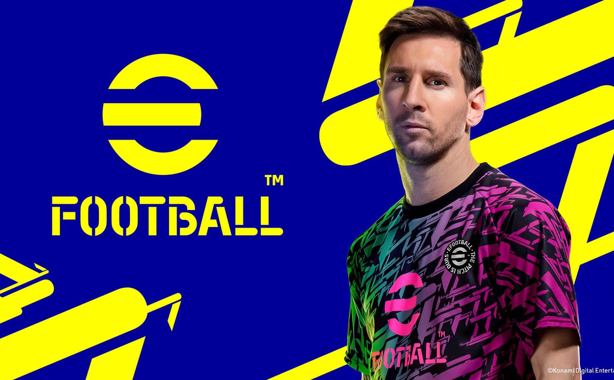 PES 2022 đổi tên thành eFootball, được phát hành miễn phí - ảnh 1