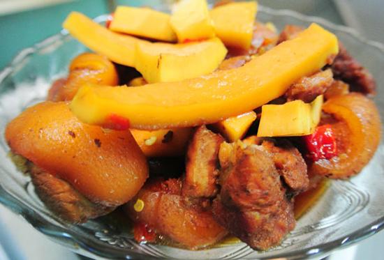 Những món ăn đơn giản hấp dẫn từ dừa - ảnh 1