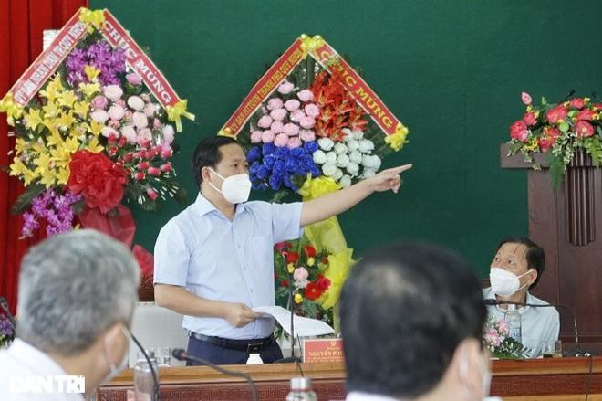 Bình Định giãn cách xã hội 15 ngày toàn huyện Phù Cát
