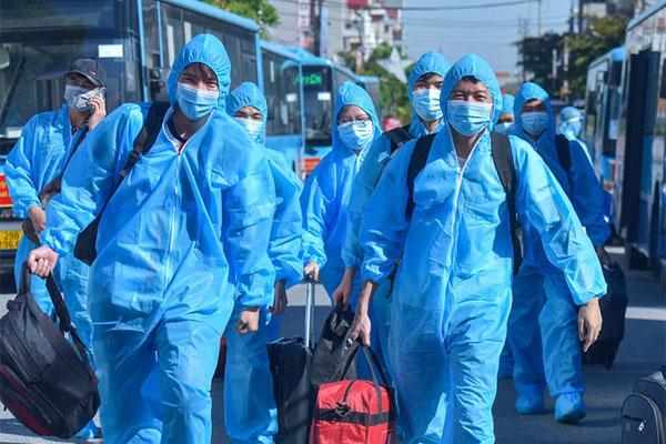Kỷ lục: Ngày 24/7, Việt Nam thêm gần 8.000 ca Covid-19 mới, TP.HCM 5.396 ca