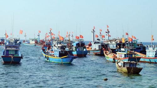 Đề xuất sửa đổi quy định xử phạt VPHC trong lĩnh vực thủy sản - ảnh 1