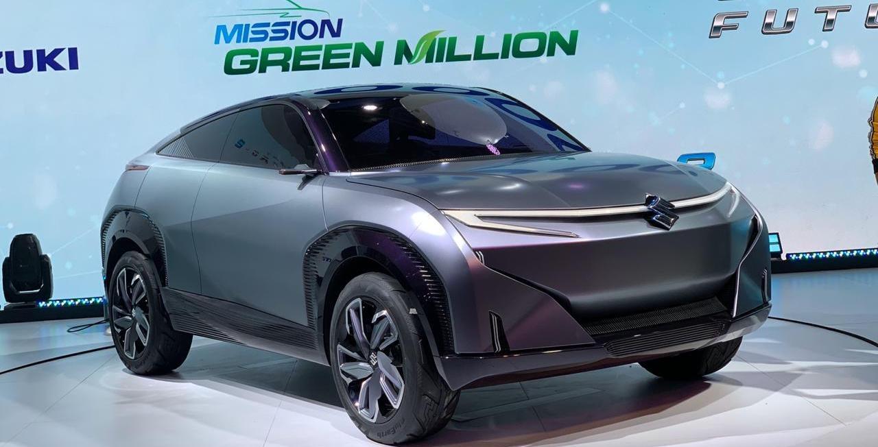 Đến lượt Suzuki sản xuất xe điện