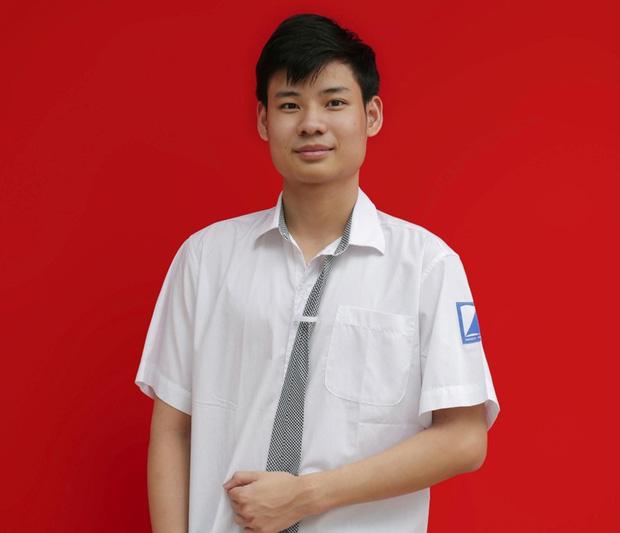 Nam sinh Việt duy nhất giành huy chương Vàng Toán quốc tế 2021: Có cái tên vận vào người, thi đâu đỗ đó - ảnh 1